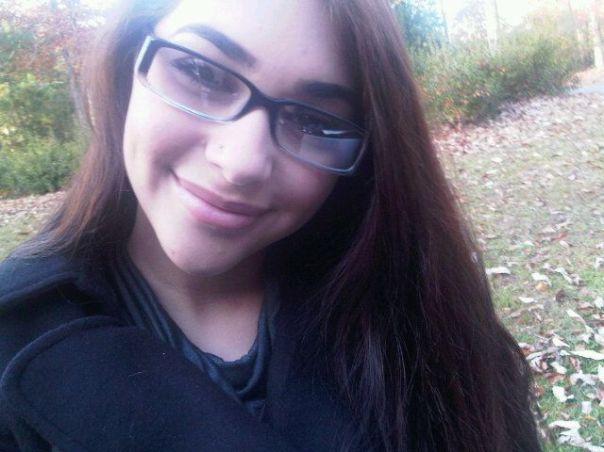 Chantel Jeffries Glasses